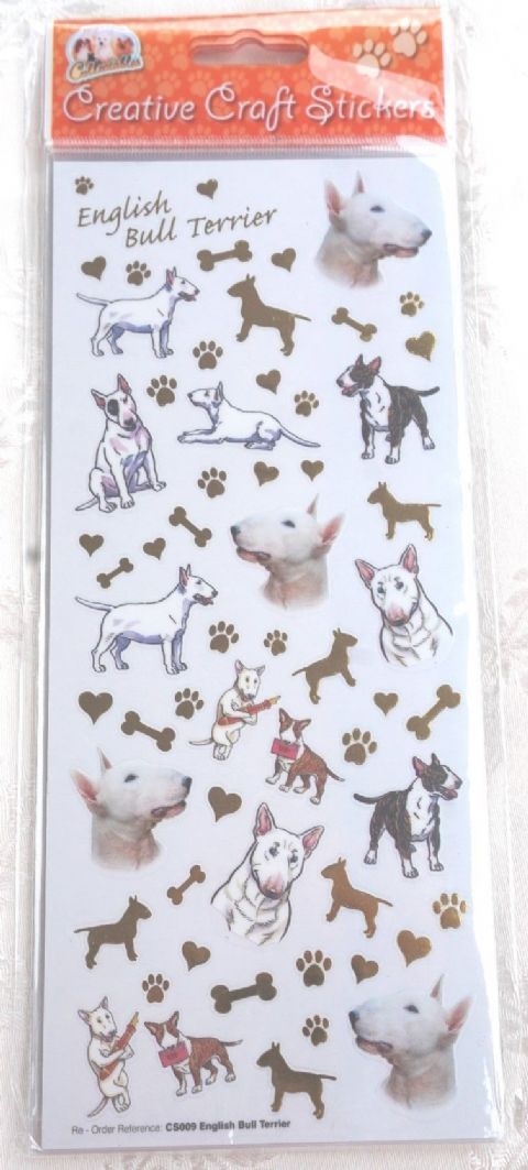 DALMATION - CRAFT STICKERS SCRAPBOOKING CARD CRAFT ETC